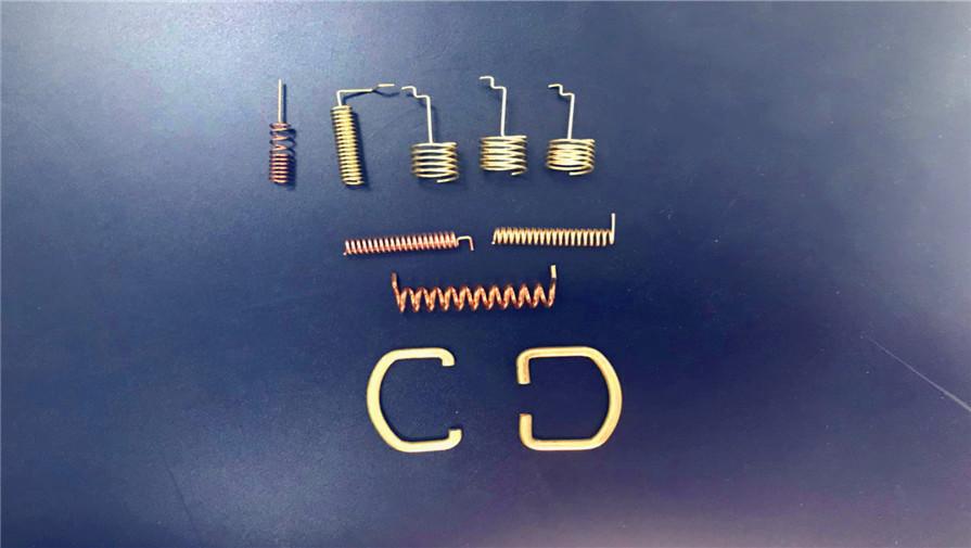 铜线弹簧001