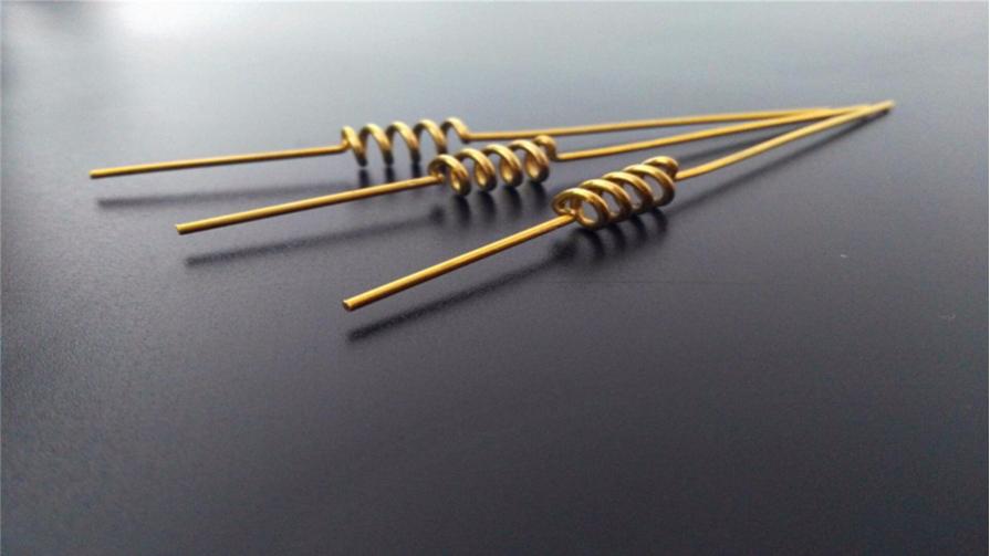 铜线天线弹簧