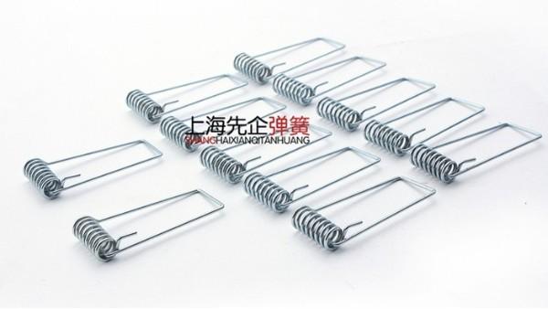 灯具弹簧常用规格尺寸
