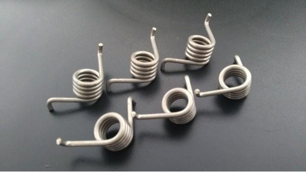扭力弹簧如何制作的?