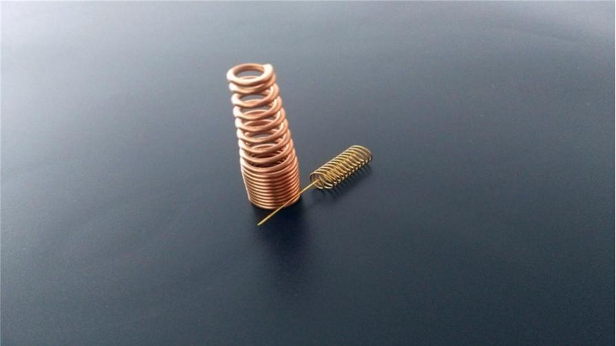 铜线塔形弹簧