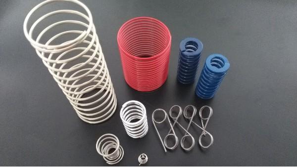 压缩弹簧设计生产及强化