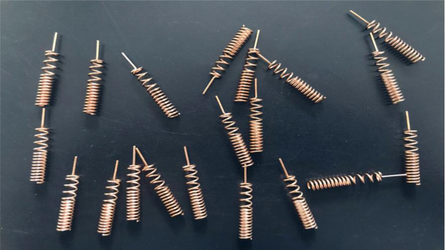 天线铜弹簧